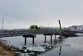 Langfjord Bridge