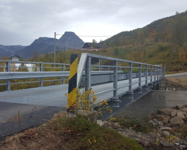 Jøkelfjord bridge 1